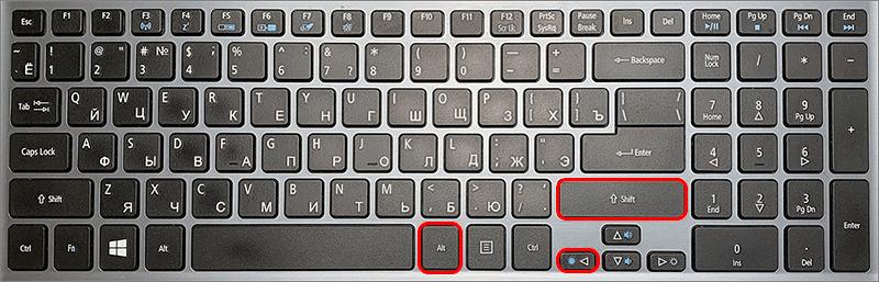 Комбинации клавиш Shift+Alt+стрелка влево для разгруппировки ячеек