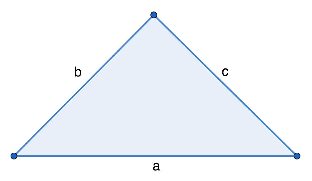 Периметр равнобедренного треугольника